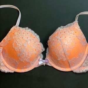 Victoria's Secret Intimates & Sleepwear - Very Sexy Plunge Bra and Garter Belt Set